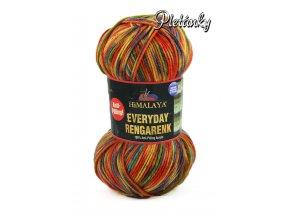 Příze Everyday Rengarenk - 70313