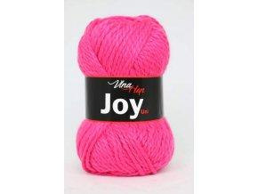 Příze Joy Uni 4035 - sytá růžová