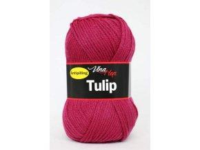Příze Tulip 4049 - tmavá vínová