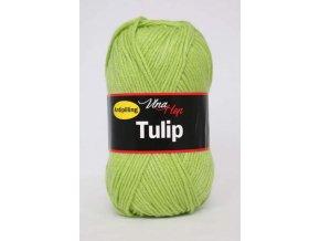 Příze Tulip 4145 - světle zelená