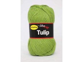 Příze Tulip 4156 - zelená