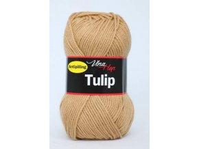 Příze Tulip 4211 - světle hnědá