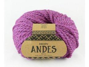 Příze Drops Andes mix 3410 – ametyst