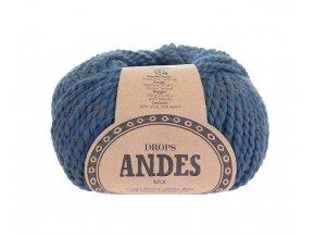 Příze Drops Andes mix 6343 - soumrak