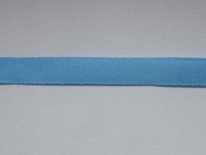 Stuha taftová 6mm , nebeská modř - 405