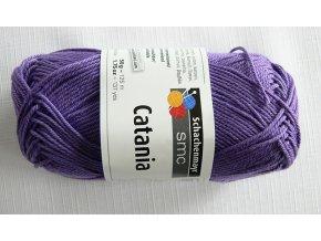Příze Catania 113 - violet (fialová)