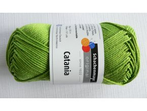 Příze Catania 205 - apple green (jablko)