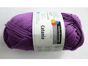Příze Catania 282 - jewel (středně fialová)