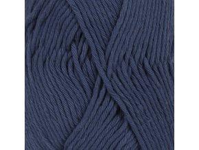Příze DROPS Love You 8 - 08 námořnická modrá