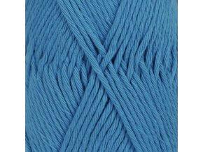 Příze DROPS Love You 8 - 12 azurová modrá