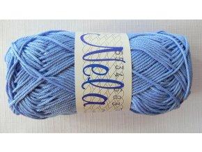 Příze Nela 5534 - blankytná modř