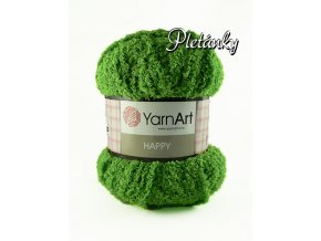 Příze Happy 779 - zelená