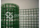 Pletivo na Voliéry PVC; oko 13x13 mm; drát 1,2 mm svařované