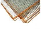 Žebírkové pletivo v rámu Zn 100x200 cm