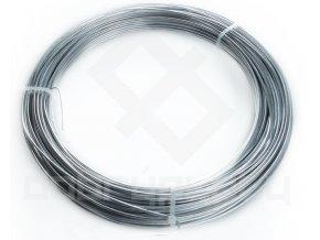 Vázací Zn drát pozinkovaný síla 2,2 mm , délka 100 m