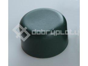 Čepička na sloupek zelená 38mm