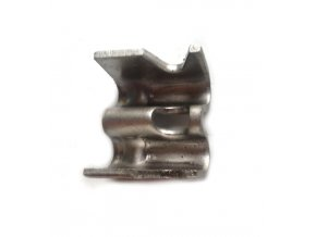 Držák plotového dílce pro nekonečnou montáž - ocelová spojka