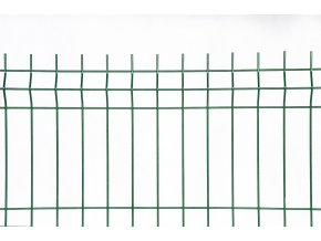 Plotový panel 3d pvc - výška 122 cm, drát 4,2 mm