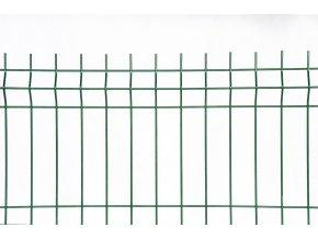 Plotový panel 3d pvc - výška 208 cm, drát 4,2 mm