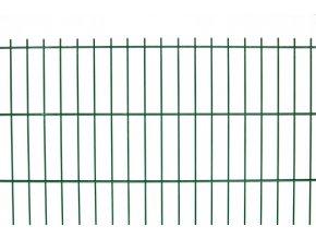 Plotový panel 2d pvc - výška 163 cm, drát 5,0 mm