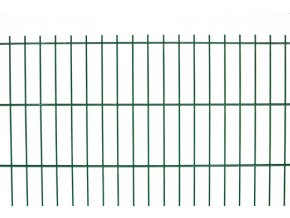 Plotový panel 2d pvc STRONG - výška 123 cm, drát 6,0 mm