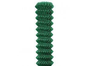 Poplastované pletivo STRONG 125 cm výška PVC; 55x55mm; 3,0 mm bez ND