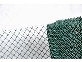 Celoplastové pletivo Polynet 125 cm, oko 17x17 mm