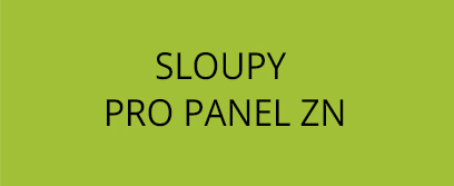 Sloupy pro panel Zn