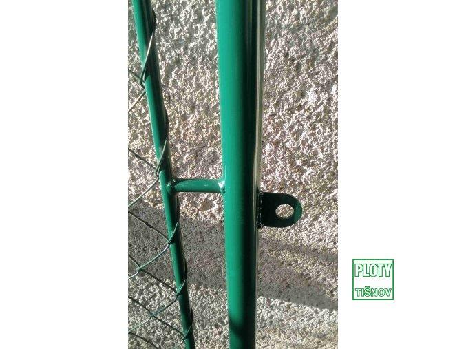 závírání brána na oko na visací zámek