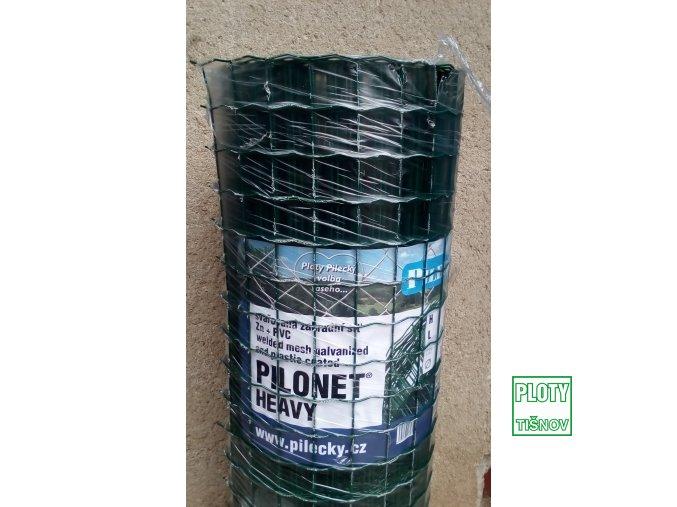 Poplastované svařované  pletivo  Pilonet  Heavy 150 cm