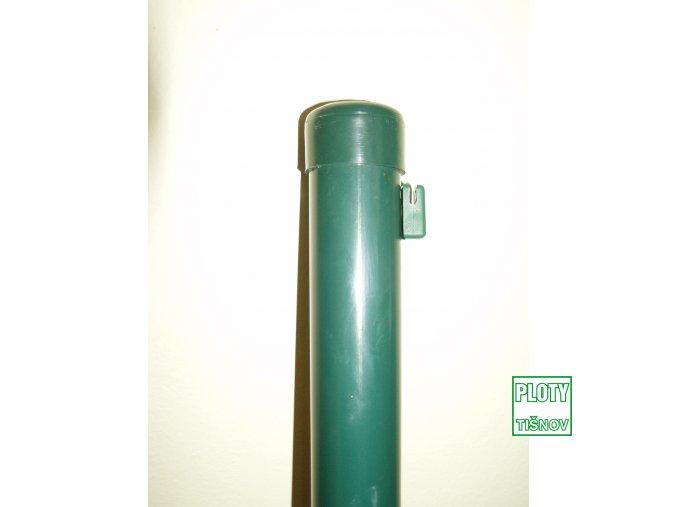 Ekonomický sloup pro panel PVC v.2,3/50 mm