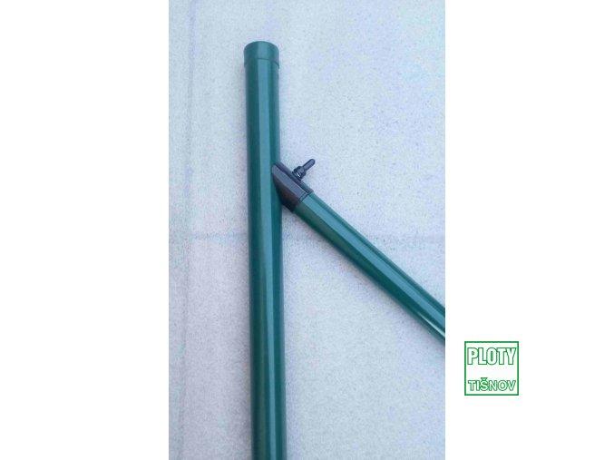Šikmá  plotová  vzpěra  výšky  2000 mm