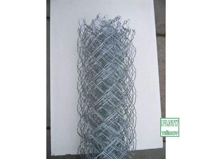 Pletivo  plotové  pozinkované