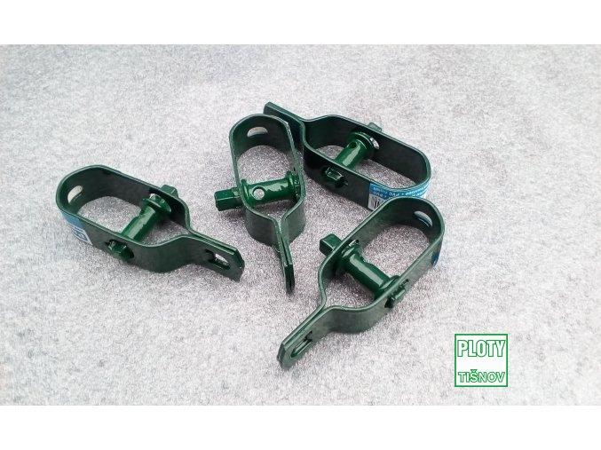 Napínací  kladka ,  nápínák  drátu  , na  vypnutí  napínacích  drátu  při  montáži pletiv.