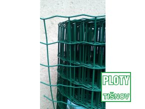 Poplastované svařované  pletivo  Pilonet  Heavy 100 cm