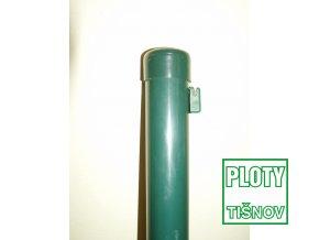 Ekonomický sloup pro panel PVC v.2,5/50 mm