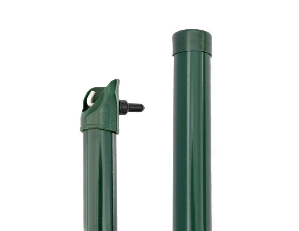 Stĺpiky a vzpery zelené
