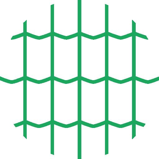 Bránky záhradné jednokrídlové zelenej s výplňou zváraná sieť