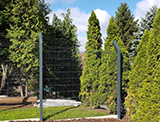 Montáž drátěného plotu - Plzeň Jih