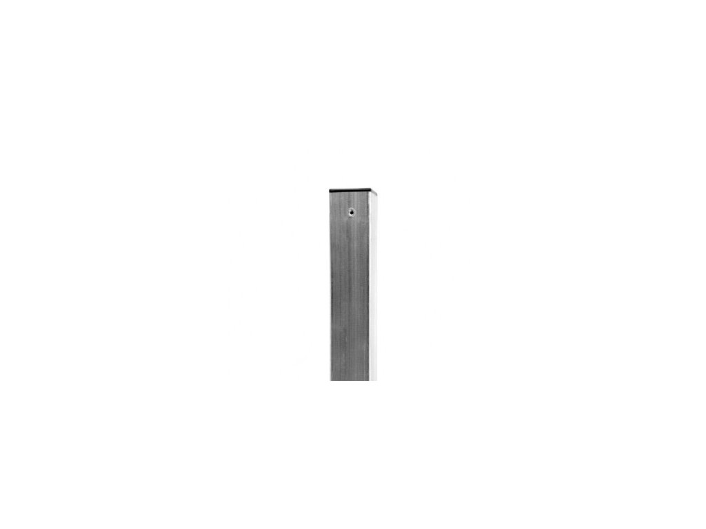 Stĺpik PILOFOR 60x60 mm, 240 cm, Zn