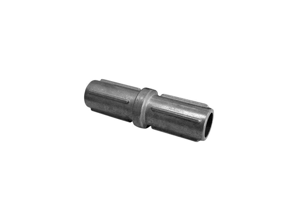 Nadstavec na stĺpik Zn, priemer 48 mm