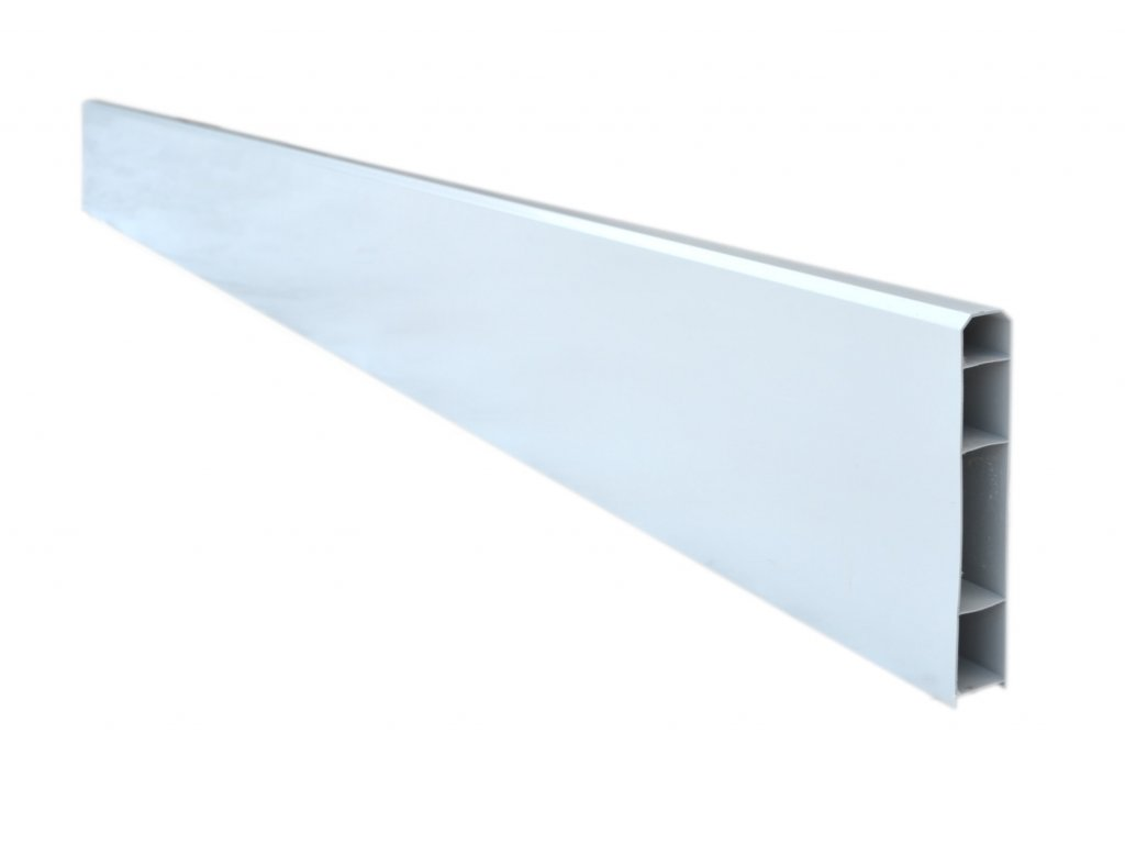 Plastová podhrabová doska 2450x200x50 mm