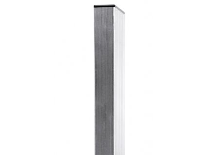 Stĺpik PILODEL 60x40 mm, 170 cm, Zn