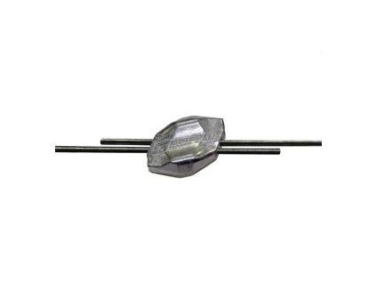Spona RAPIDO pre drôty s priemerom 2,5-4,0 mm