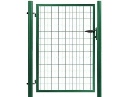 Bránka SOLID zahradná zvarovaná sieť, výška 95x100 cm, zelená