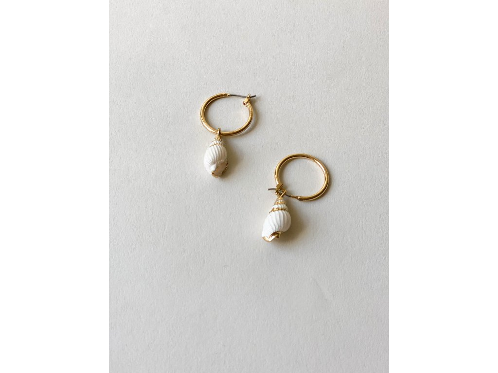 Fashion Seashell Sea Ocean Series Jewelry Personalized (1)