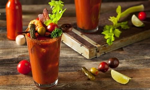 Bloody Mary, nutriční bomba na kocovinu