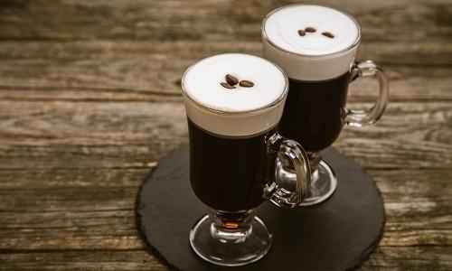 Recept na originální irskou kávu