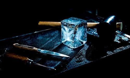 Domácí výroba ledu