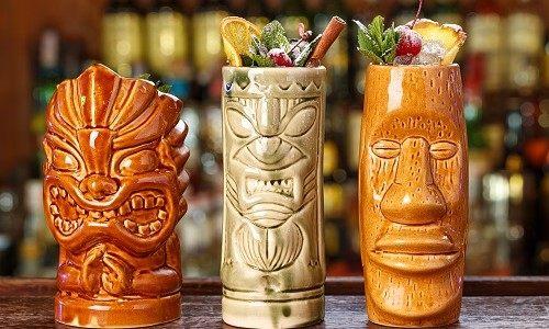 Tiki, barová kultura zalitá sluncem